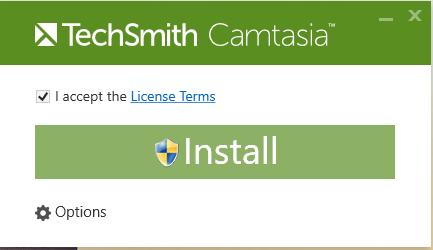 Camtasia Studio 9 - Term of Use, license