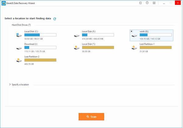 Hướng dẫn khôi phục dữ liệu trên Windows 10 khi bấm shift+delete chi tiết và đơn giản