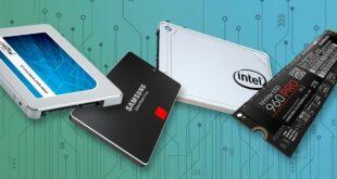 Cách chọn mua ổ cứng SSD