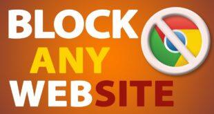 Cách chặn website trên windows 10